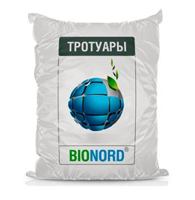 Бионорд - тротуары